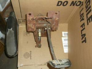 73 Chevy Brake Pedal Assembly