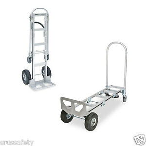 Heavy Duty 61 Senior Aluminum 2 in 1 Convertible Hand Truck Local Pickup Only