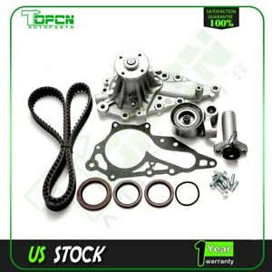 Timing Belt Kit Water Pump For 98 05 Lexus Gs300 Is300 3 0l L6 Dohc 24v
