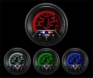 Prosport Universal 52mm Premium Evo Electrical Water Temperature Gauge
