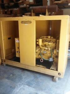 Katolight N35fph4 35 Kw Outdoor Commercial Generator 86 Hrs Since New Reduced