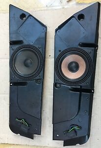 Porsche 968 944 Turbo S Door Panel 8 Speaker System Speakers