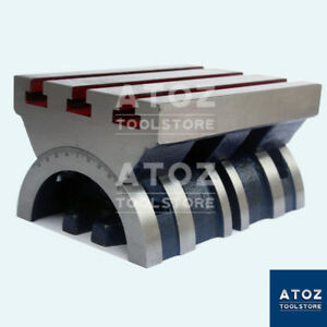 5 x7 125x175mm Adjustable Swivel Angle Plate Tilting Table Heavy Atoz Premium