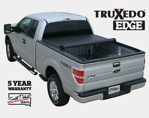 Truxedo Edge Soft Roll up Tonneau Cover Toyota Tundra 6 3 Bed W Bed Caps