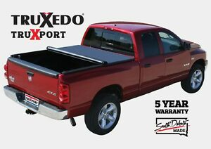 Truxedo Truxport Soft Roll Up Tonneau Cover Dodge Ram 1500 2500 3500 8 Bed