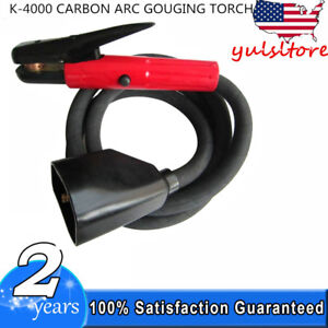 Carbon Arc Gouging Torch With 7 Cable Replace Arcair K4000 1000 Amp Only 3 2kg