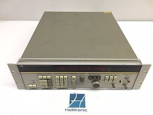 Hp 3335a Synthesizer Level Generator
