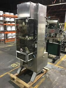Used Du Pont Is3m Vertical Form Fill Seal Machine