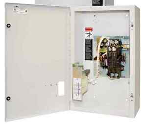 200 Amp Nema 3r Asco 185 Series 120 240 Vac Automatic Transfer Switch