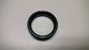 Wild 457298 275mm Bottom Objective Surgical Microscope Lens