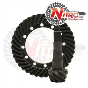 Toyota 9 5 5 29 Nitro Ring Pinion
