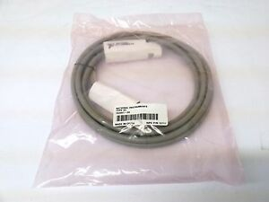 New National Instruments 763061 03 Rev C Type X2 Shielded Gpib Cable 4 1 Meter