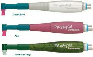 Young Prophypal Hygiene Handpiece wild Thing Green 3 pack