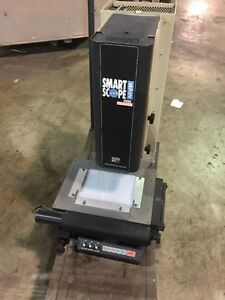 Optical Gaging Products Smartscope 200 Mvp Video Measuring System sold As Is