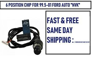 Ts Performance 1180406 6 Position Chip For 99 5 01 Ford 7 3 Automatic Nvk