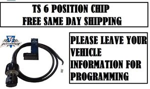 Ts Performance 6 position Chip 1180408 7 3l Ford 2001 Manual Transmission
