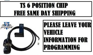Ts Performance 6 position Chip 1180410 7 3l Ford 02 03 Manual 6 chip