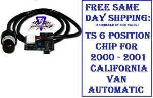 Ts Performance 6 Position Chip 7 3 Ford 00 01 Auto California Van 1180419