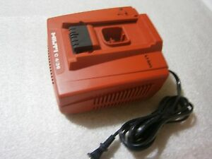 Hilti Battery Charger C 4 36 used