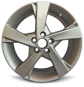Alloy Wheel Rim 16x6 5 Inch For Toyota Matrix 2011 2015 Silver New Replacement