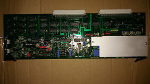 12500511x Pcb For Solartron Sclumberger 1250 1254 Frequency Response Analyzer