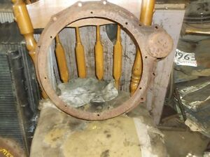 50 Flathead Ford Bell Housing For 6 Cylinder Engine