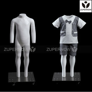 2 Year Old Child Ghost Mannequin Invisible Children Mannequins Fiberglass Model
