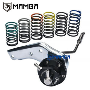 Mamba Adjustable Turbo Wastegate Actuator Toyota 3s Gte St185 Mr2 Ct26 Twin Ent