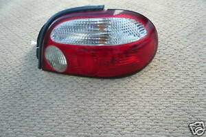 Kia Sephia Taillight Rear Tail Lamp Oem 2000 98 99 01