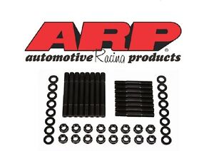 Arp Head Stud Kit Kit Fits Pontiac Supercharged 3800 L67 99 Up Hex 193 4001