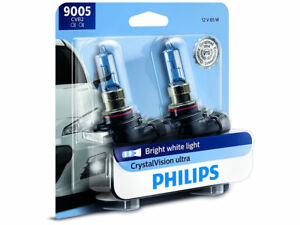 2x Philips 9005 Upgrade Crystal Ultra Vision Hb3 Light Bulb Xenon Germany 65w
