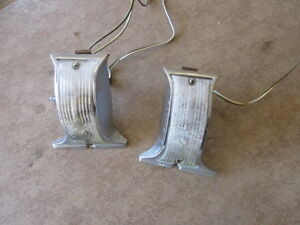 1957 Mercury Monterey Turn Signal parking Lights Ratrod