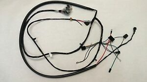 1968 Chevy Truck Forward Light Wiring Harness Warning Lights W o Side Marker