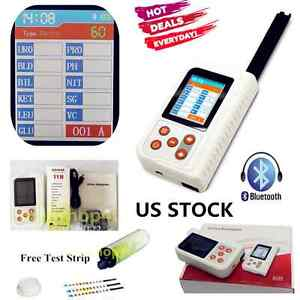 Contec Portable Urine Analyzer Urine Test Bc401 usb bluetooth Test Strips