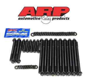 Arp Head Bolt Kit Chevrolet Small Block Ls1 Ls6 5 7l 6 8l Hex 134 3609
