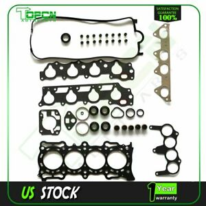 For 98 02 Honda Accord Odyssey 2 3l Engine Head Gasket Set F23a1 F23a5 F23a7