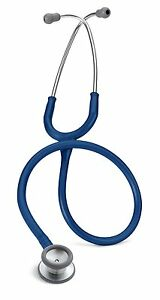 3m 2123 Littmann Classic Ii Pediatric Stethoscope 28 Navy Blue Tube