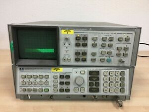 Hp 8568b Spectrum Analyzer 100hz 1 5ghz W 85662a Display Options 85662a 85680b