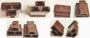 lot 750pcs Delphi 3 Way Brown 56 Series Unsealed Female Connector 08905116