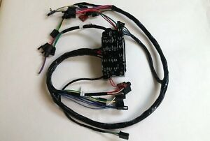 1967 1968 Chevy Pick Up Truck Under Dash Wiring Harness With Gauges