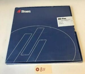 Struers Md floc 300mm Dia 40500405 5 Pcs fast Shipping