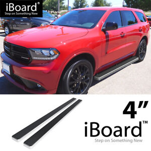 4 Eboard Running Boards Fit Dodge Durango 11 18