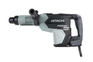 Hitachi Dh52mey 2 1 16 2 mode Sds Max Ac Brushless Rotary Hammer