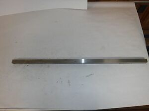 New Import 36 In L X 1 In W X 1 In T Tool Steel Air Hardening Flat Stock t