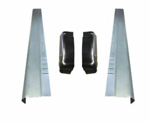 2000 07 Chevy Silverado Sierra 4dr Ext Cab Rocker Panels And Cab Corners Pair
