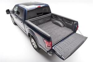 Bedrug Bed Mat For 2015 2017 Ford F 150 6 5 Bed W Non Liner Spray In Bmq15sbs