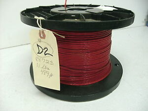 Belden 88723 002100 Wire 22 2 Pairs Shielded High Temp Fep Wire Cable 489 Ft