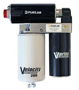 Fuelab Velocity 200 In Line High Performance Lift Pump For Gm Duramax 30304
