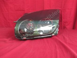 Nos Oem Mitsubishi 3000gt Headlamp Light 1996 97 Left Hand Belgium Green Pearl