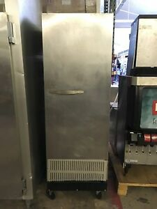 Pre owned Beverage Air Reach in Refrigerator